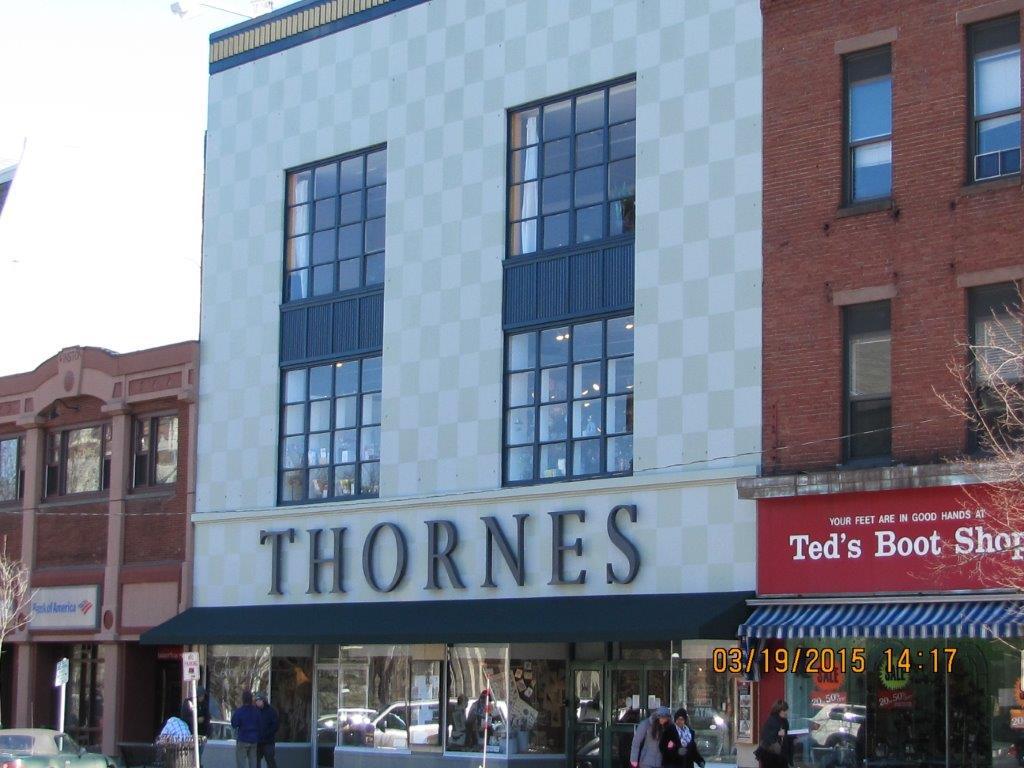 Thornes Market